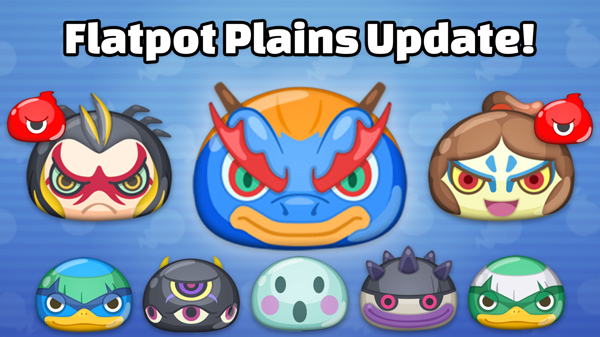 Yo-kai Watch Wibble Wobble Flatpot Plains Update Guide