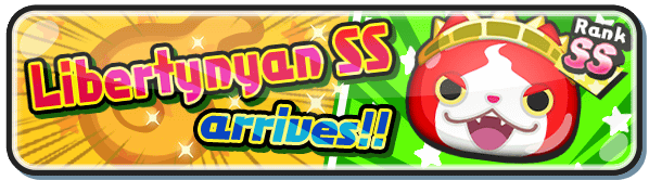 Yo-kai Watch Wibble Wobble 4th of July Event